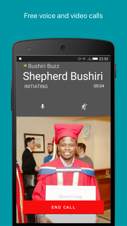 Bushiri Buzz 7 3 APK Download - Android Communication Apps