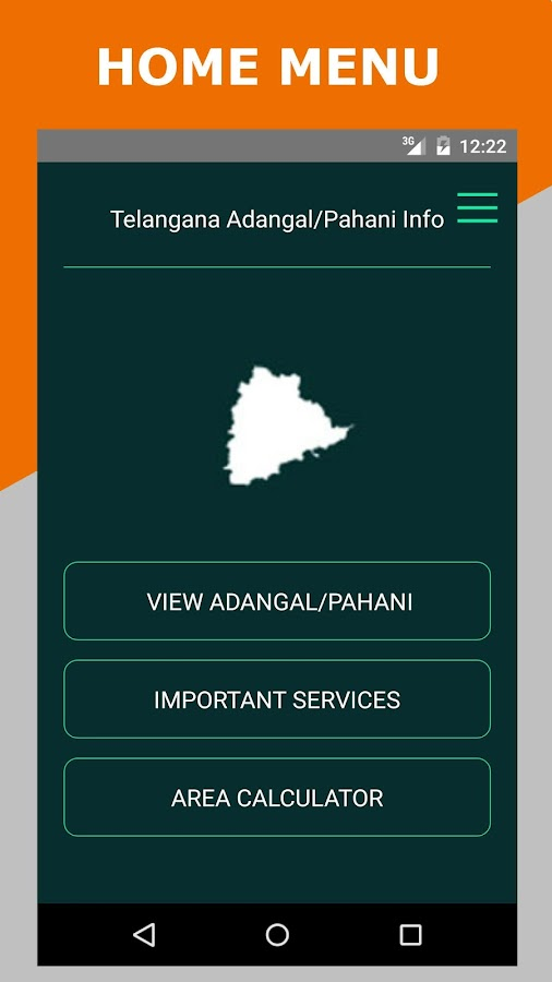 Telangana Adangal Land Records 1 0 APK Download - Android Tools Apps