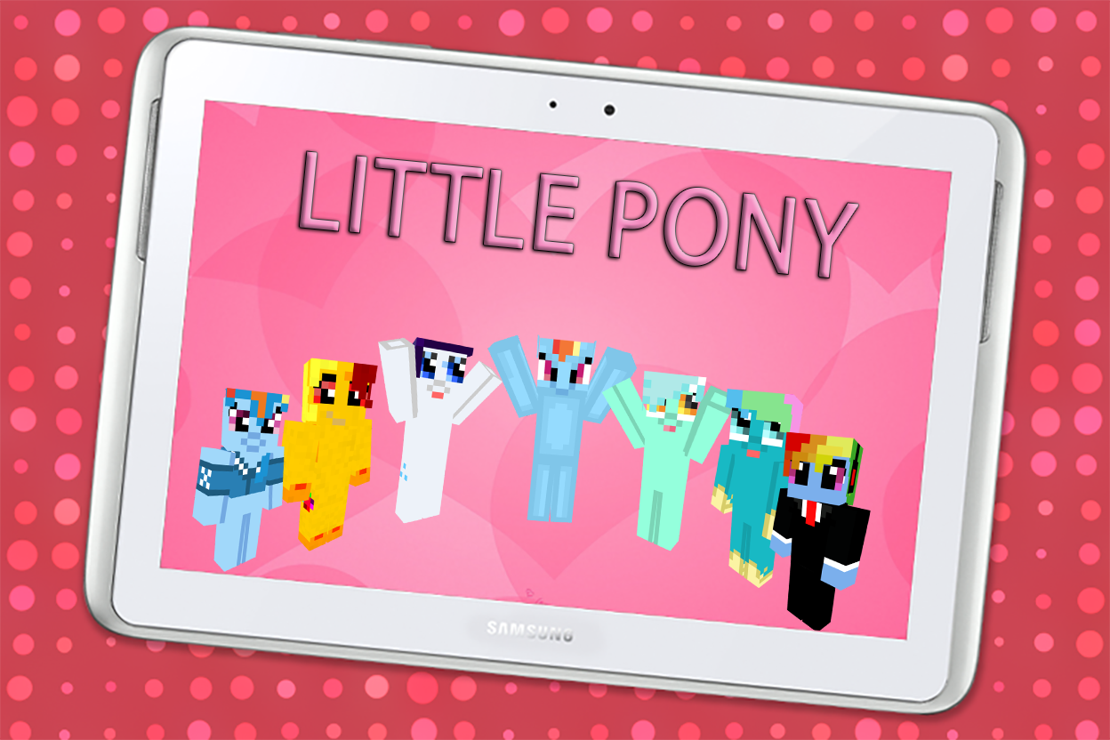 Skins pony minecraft 1 APK Download - Android Books & Reference Apps