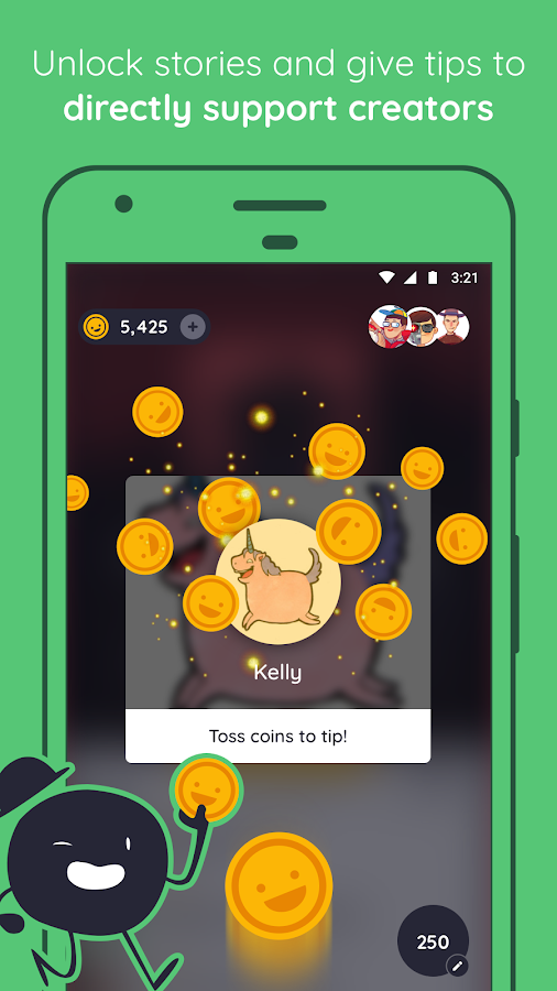 tapas comics novels and stories 3 7 2 apk download android