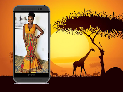 Africa Fashion Dress 4.2 screenshot 3