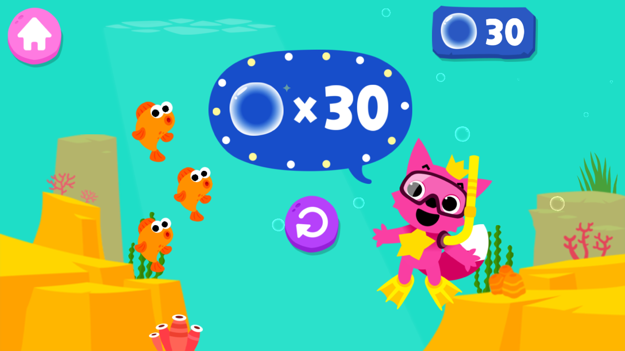 Pinkfong Baby Shark 16 Apk Download Android 教育 应用