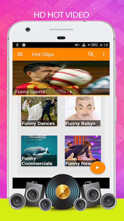 HD Hot Video 3 6 9 APK Download - Android Entertainment Apps