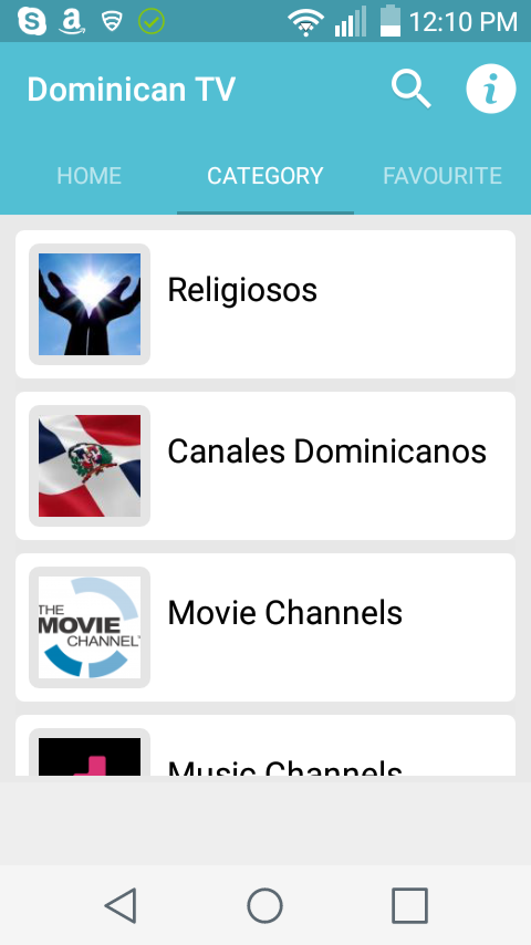 Mega IPTV 1 3 APK Download - Android Entertainment Apps