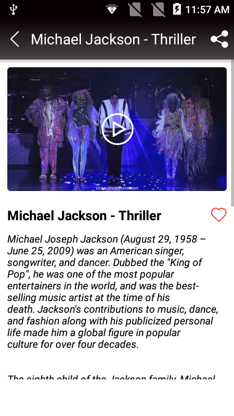 Michael Jackson Songs, Albums, Video Songs 5 4 7 APK