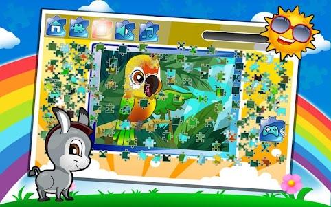 Animal Jigsaw Puzzle 1.1 screenshot 6