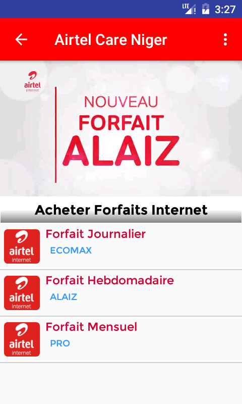 Airtel Care Niger 2 0 1 APK Download - Android Communication