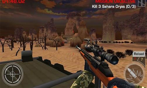 Offroad Deer Hunter 3D 1.1 screenshot 2