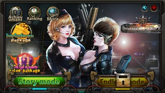 Universal World War II 2.2 screenshot 1
