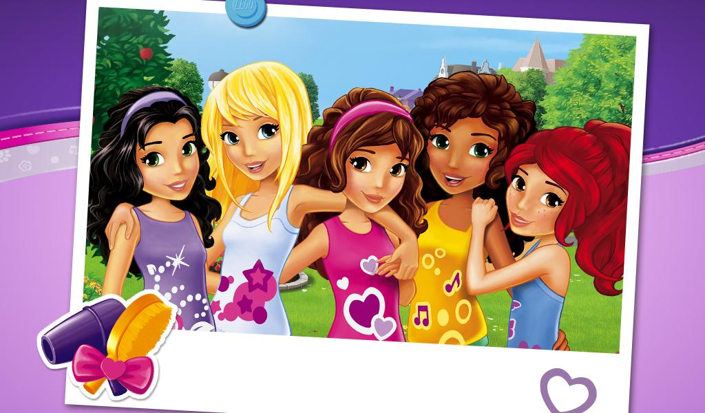 LEGO® Friends APK Download - Android Casual Games