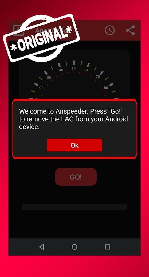 Anspeeder, lag remover and game booster 2 32 Anspeeder APK