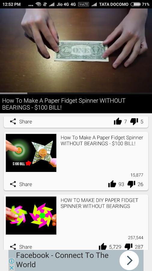 Fidget Spinner Making Videos 1 2 APK Download - Android