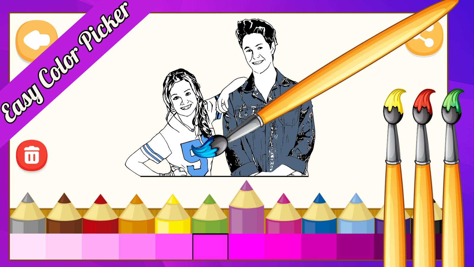 Juego Soy Luna Colorear 10 Apk Download Android