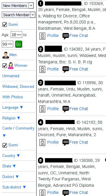 Sunni Muslim Marriage Free Chat  Find Life Partner 1 9 APK Download