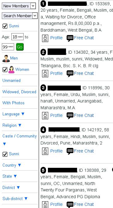 Matchmaking-Moslems Singapore Strömungen datieren Website für Ehepaare