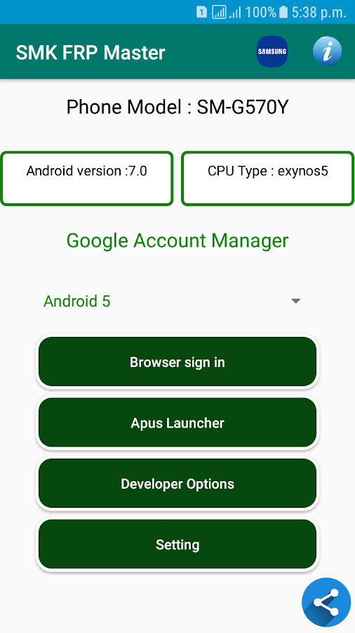 com lulin frp 1 2 APK Download - Android Tools Apps