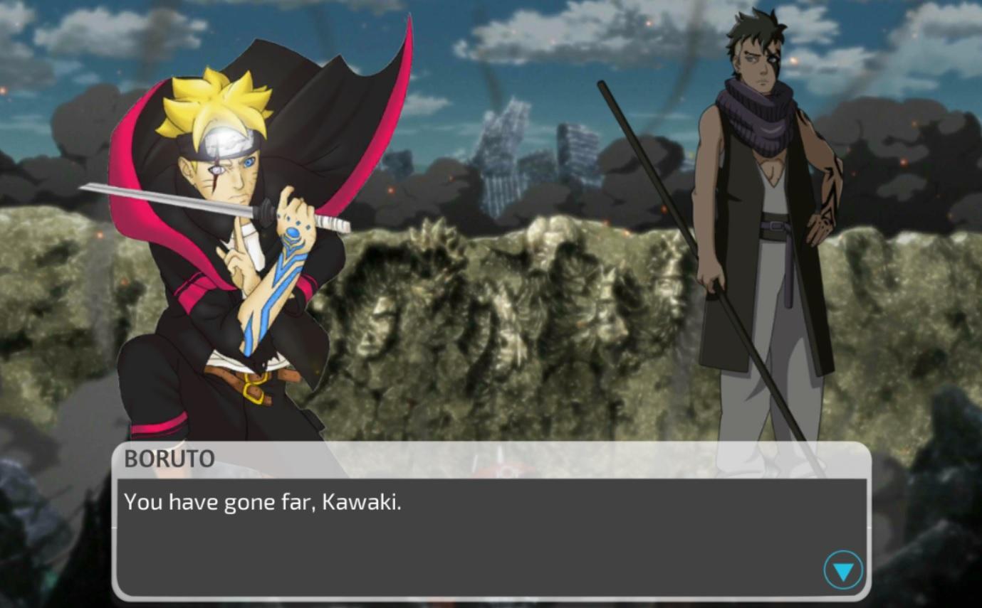 BORUTIMATE: Shinobi Strikers 1 2 APK Download - Android Adventure Games