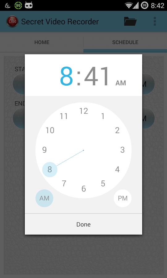 Secret Video Recorder 1 3 6 APK Download - Android Tools Games