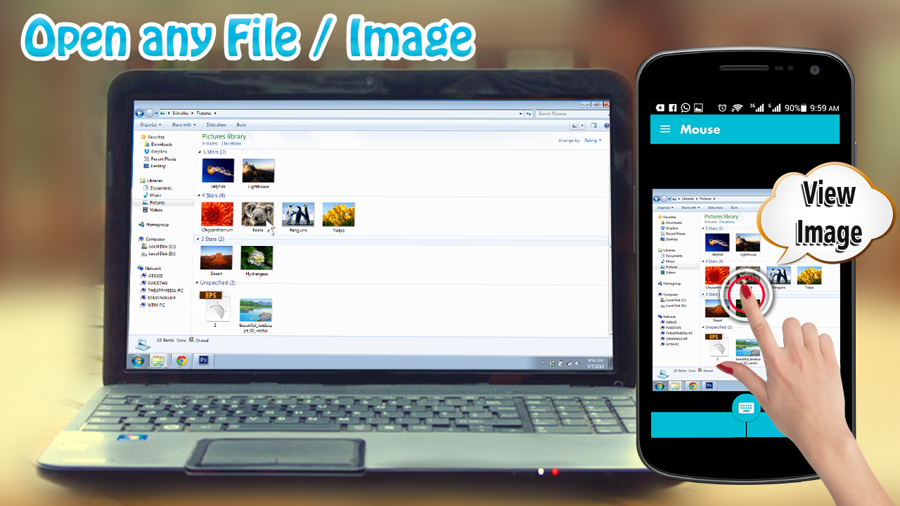 PC Remote Control 2 1-free APK Download - Android Productivity Apps
