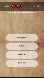 Meliodas Quiz 6.0.2 screenshot 2