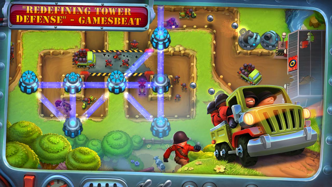 Fieldrunners 2 1 8 APK Download - Android Casual Games