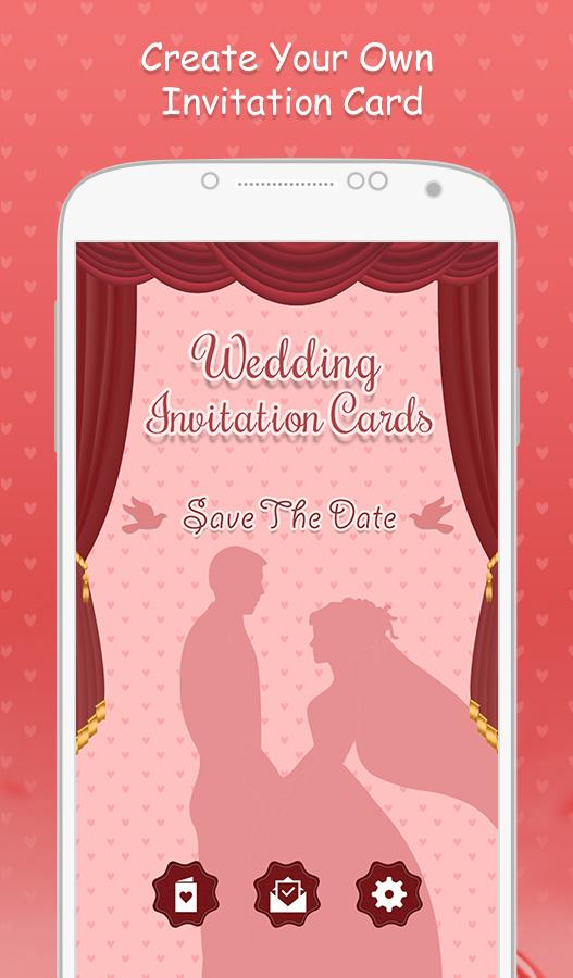Wedding Invitation Cards 1 0 3 Apk Download Android Photography Apps
