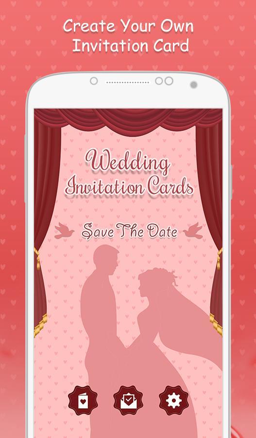 Wedding invitation cards 103 apk download android photography apps wedding invitation cards 103 screenshot 11 stopboris Choice Image