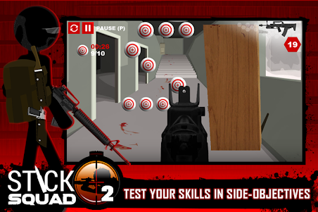 Stick Squad 2 - Shooting Elite 1.3.3 screenshot 7