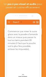 Marmiton : Recettes gourmandes 5.2.7-minApi21 screenshot 3