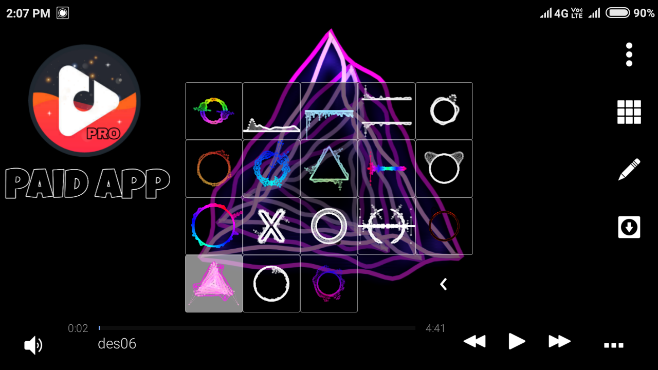 Music Avee Player Pro / Paid Music Player 1 0 APK Download - Android