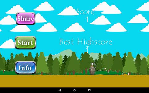 Cute Commando in The Forest 1.0 screenshot 7