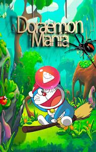 Doraemon Mania 1.0 screenshot 1