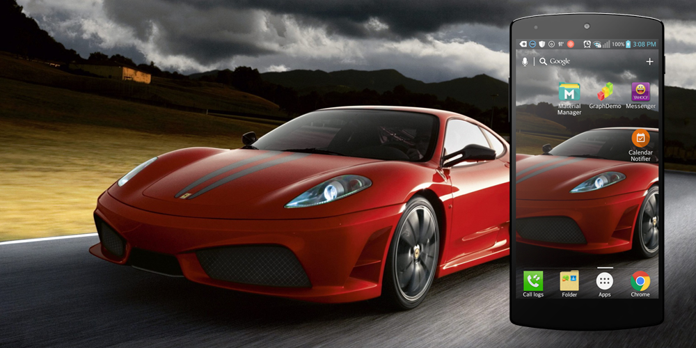 3d Car Live Wallpaper 1 20 Apk Download Android Lifestyle Apps