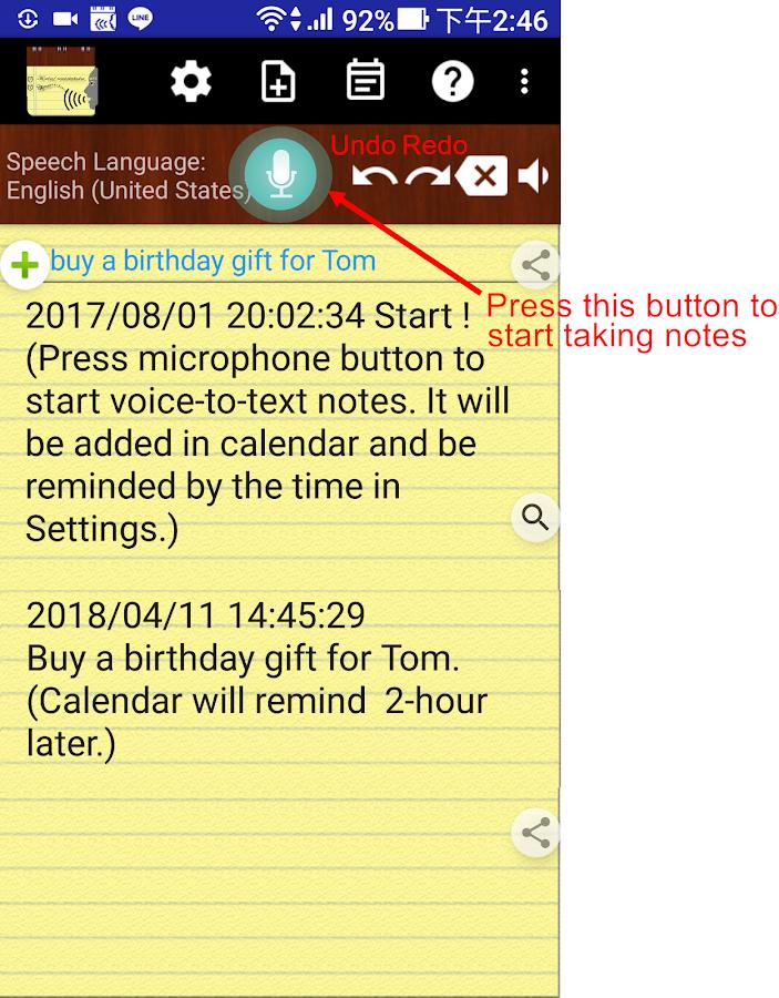 speech to text apk pro
