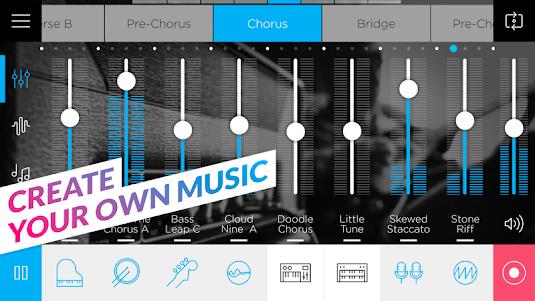 Music Maker JAM  screenshot 1