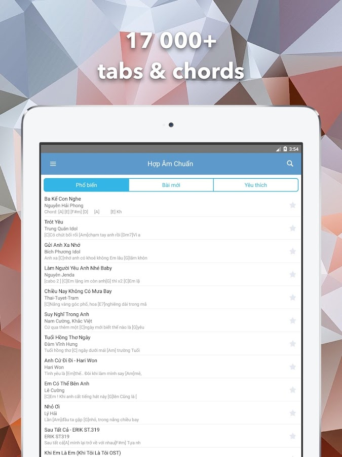 Hop Am Chuan - Guitar Tabs and Chords 2.6.16 APK Download - Android ...