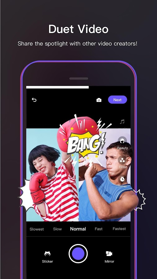 VOOV - Free Social Video App 2 6 0 APK Download - Android
