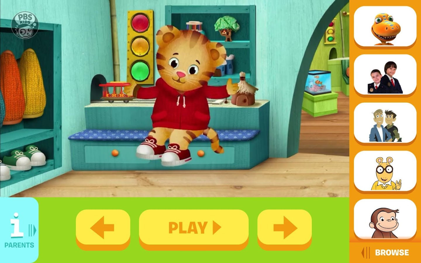 PBS KIDS Video APK Download - Android Education Apps