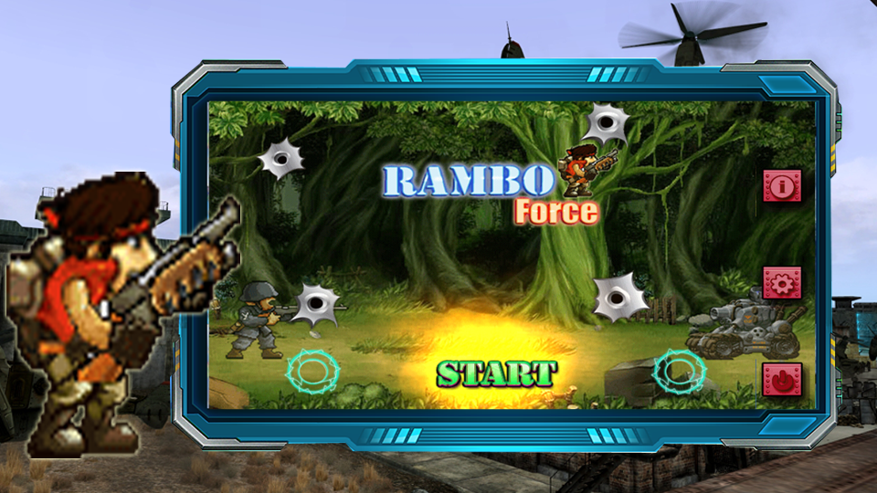 Rambo Soldier (Contra Force) 1 2 APK Download - Android Role