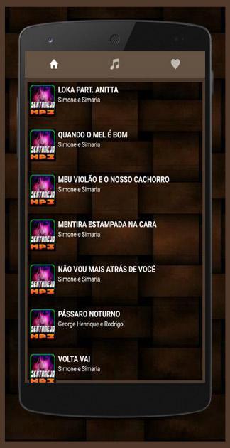 bc012cc65 Musica Simone e Simaria Letras 4.0 APK Download - Android Music ...