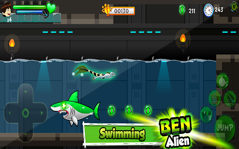 👽 Ben Super Ultimate Alien Transform 10.44 screenshot 12