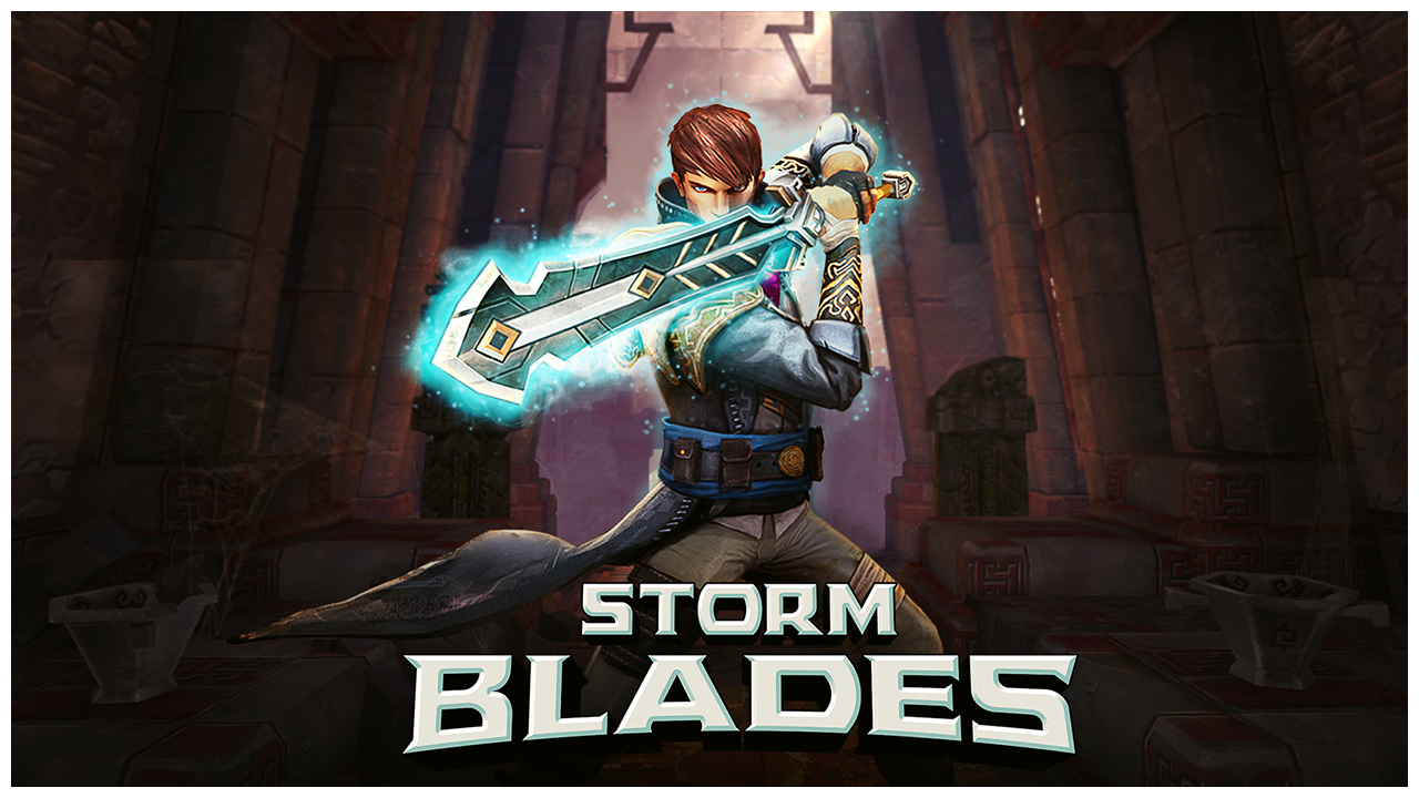 Stormblades 1 4 10 APK + OBB (Data File) Download - Android