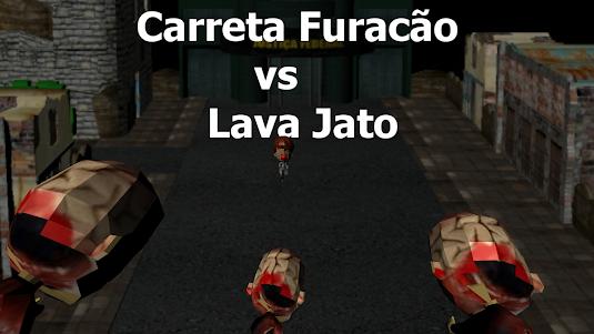 Carreta Furacão vs Lava Jato 1.0 screenshot 1