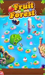 'Fruit Forest: Match3 & Blast 1.1.0 screenshot 3