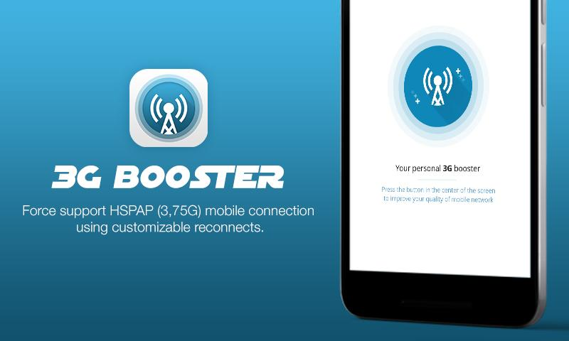 3G HSPA Internet Speed Booster 1 0 0 APK Download - Android Tools Apps