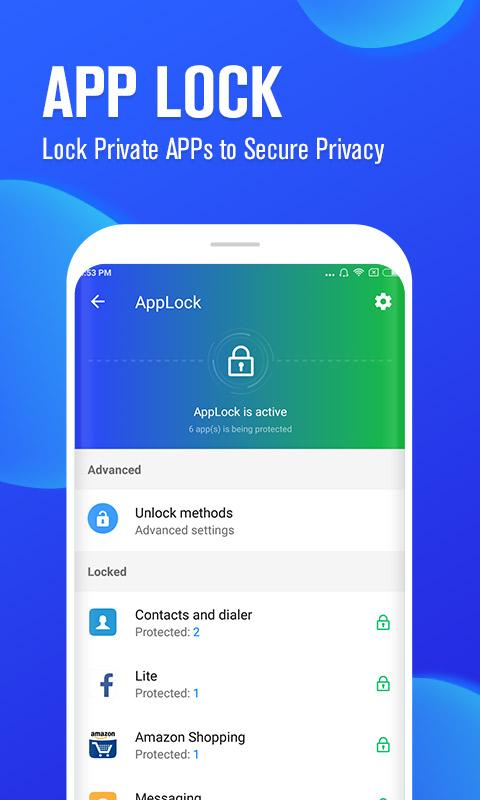 Alibaba Master - Cleaner, Call Recorder & App lock 1 3 1 APK