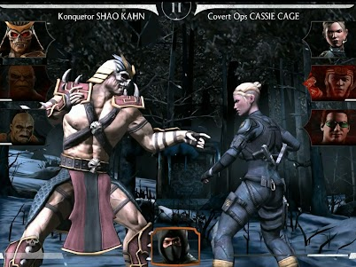 MORTAL KOMBAT X 1.21.0 screenshot 14