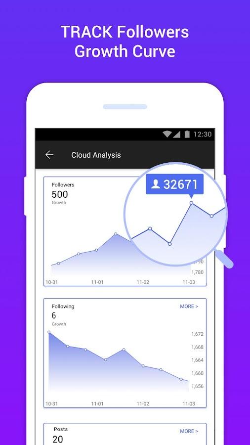 Followers Insights-Follower Analytic for Instagram 1 0 9 APK