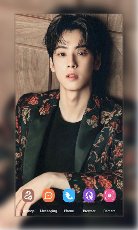 Cha Eun Woo Wallpaper Hd 40 Apk Download Android