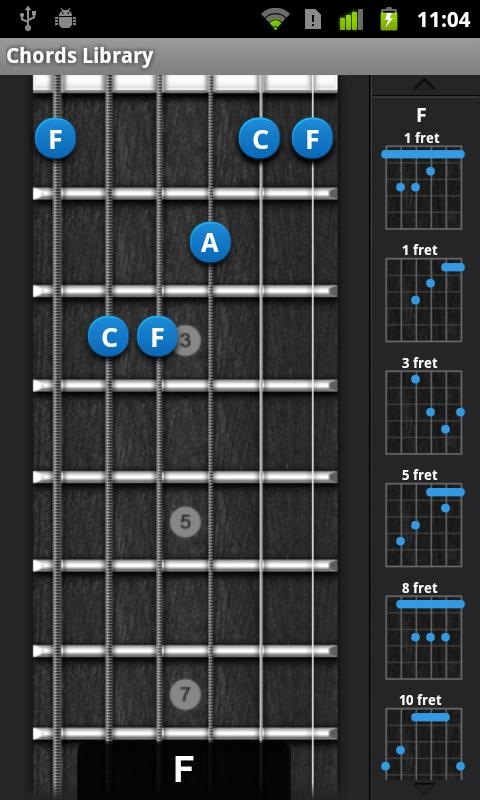 Ultimate Guitar Chords 1.2.0 APK Download - Android Music & Audio Apps